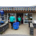 verbouwing emmeloord bibliotheek door bouwbedrijf bos