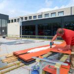 Bouwbedrijf Emmeloord verbouwing bibliotheek door Bouwbedrijf Bos