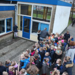 verbouwing school