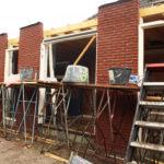 aanbouw huis in Emmeloord